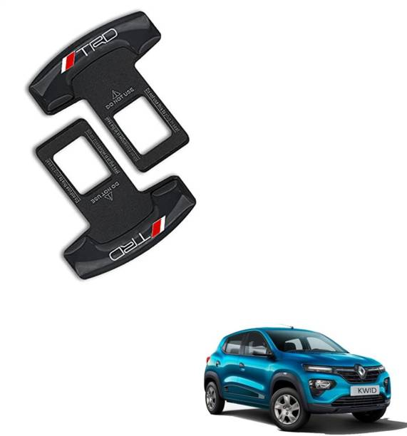 SEMAPHORE Car Seat Belt Clip TRD Design for Maruti Vitara for Renault Kwid Seat Belt Stopper Clip
