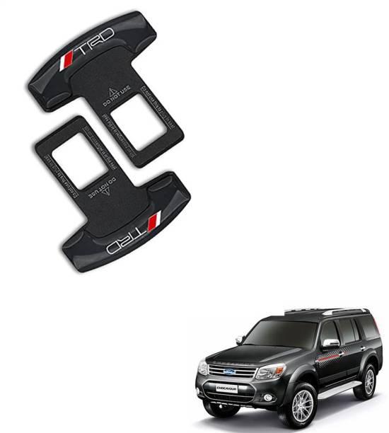 SEMAPHORE Car Seat Belt Clip TRD Design for Maruti Vitara for Ford Endeavour Seat Belt Stopper Clip