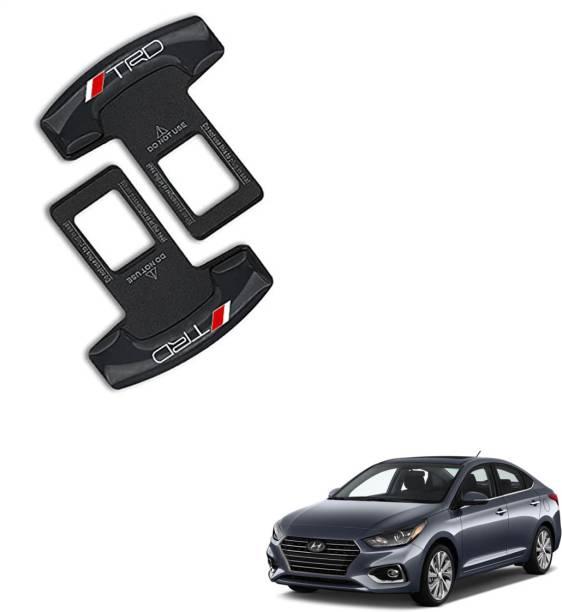 SEMAPHORE Car Safety Car Seat Belt Clip TRD Design Seat Belt Stopper Clip
