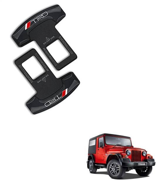 SEMAPHORE Car Seat Belt Clip TRD Design for Maruti Vitara for Mahindra Thar Seat Belt Stopper Clip