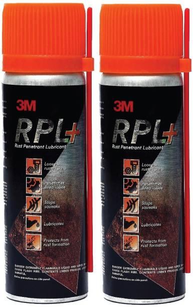 3M Rust Penetrant Lubricant Plus 50ml - Pack of 2 Brake Oil