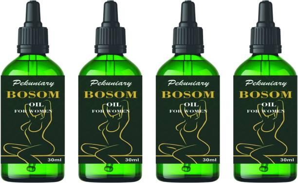 PekuNiary Ayurveda Bosom Ayuvedic Oil for Women/Ayurveda Bosom 100% Natural Ayurvedic Breast Oil Breast Enlargement Oil Body Toner Oil for Women For Tightening Muscles and Breast Shaping