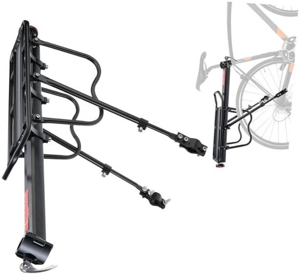 Xezon Bicycle New Updated Premium Fashionable Design High Capacity Carrier Rack Aluminium  Bicycle Carrier
