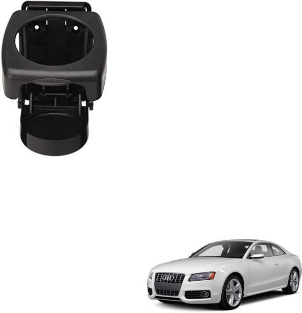 SEMAPHORE High Quality Black Foldable Drink Holder For AUDI S5 Car Bottle Holder