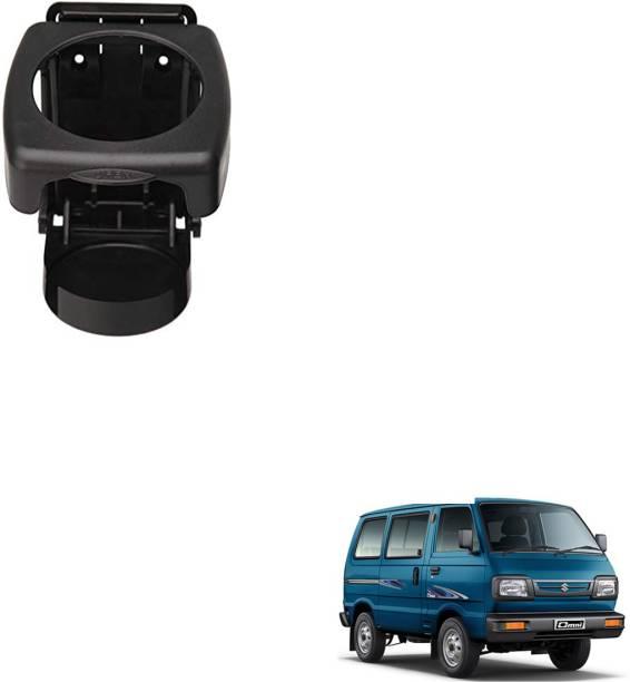 SEMAPHORE High Quality Black Foldable Drink Holder For MARUTI OMNI Car Bottle Holder