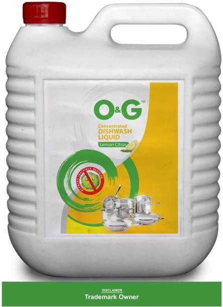 O&G Premium Quality Dish Cleaning Gel Dishwash Gel Liquid Detergent Dish Cleaning Gel