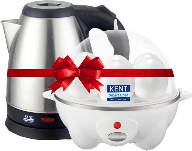 KENT 16089 Egg Boiler and Vouge Electric Kettle