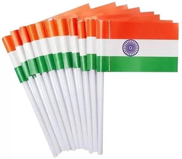 S K INDUSTRIES India Rectangle Hand Flag Flag