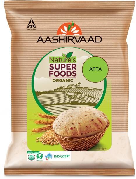 AASHIRVAAD Organic Atta
