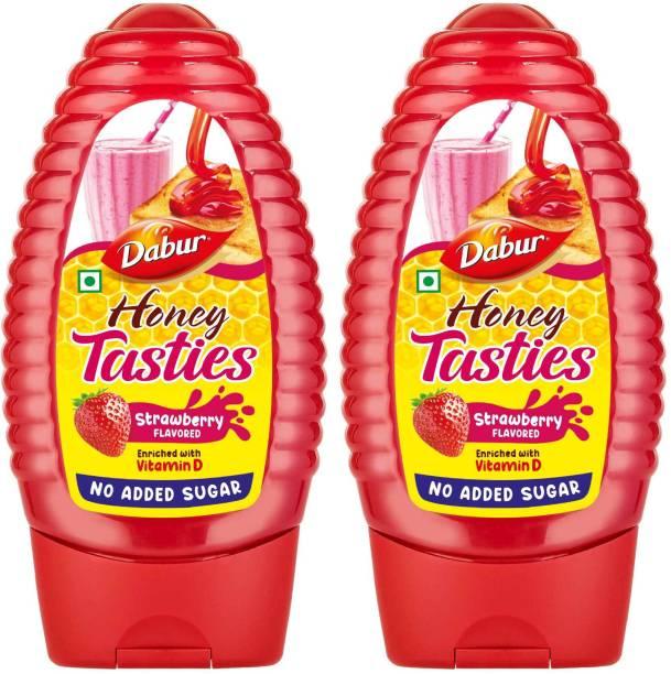 Dabur Honey Tasties Strawberry Flavour