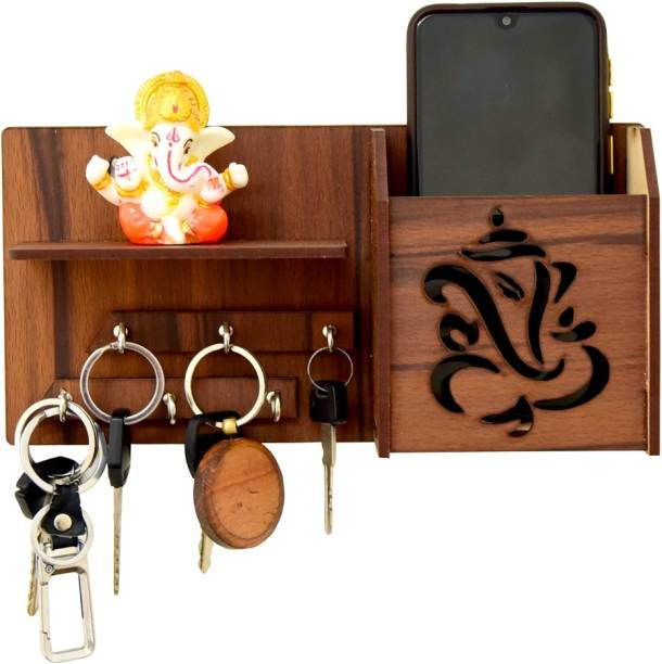 Murli Creations Wood Key Holder
