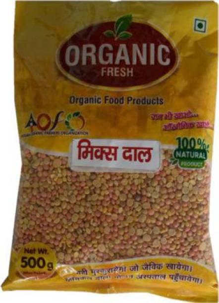IOFO Organic Mix Dal (Whole)