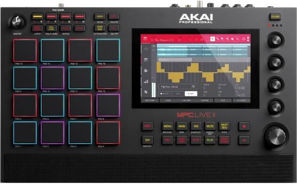 AKAI Professional MPC Live II MPC Live II MIDI Controllers