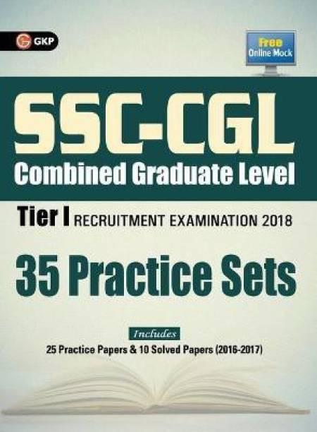 Ssc Cgl Combined Graduate Level Tier I 35 Practice Papers 2018 - Includes 25 Practice Papers & 10 Solved Papers(2016 - 2017) 3 Edition