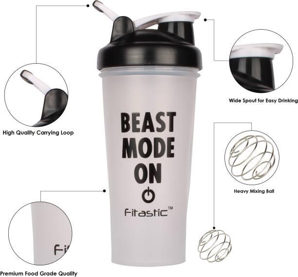 Fitastic Shaker 2.0 (White) 700 ml Shaker