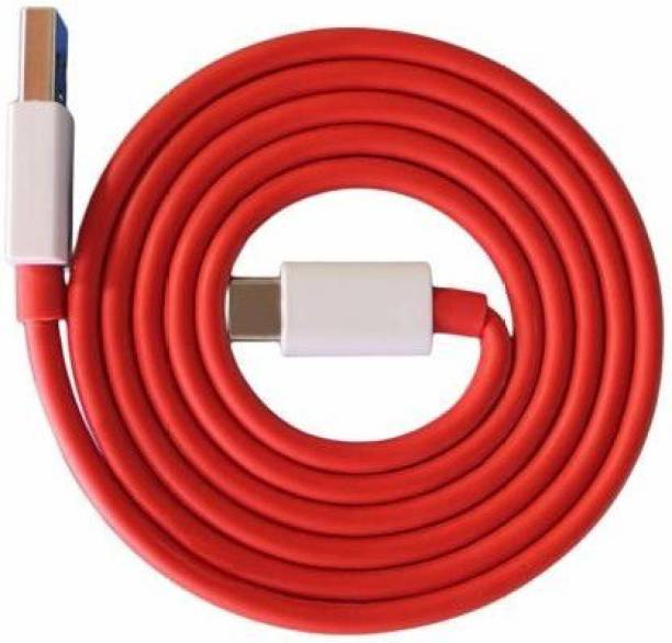SUPERWARP 30W DASH/WARP Charging Cable 6 A 1 m USB Type C Cable