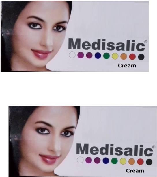 MEDISELIC MEDISALICCREAM Anti-Acne Cream FOR FACE BEAUTY