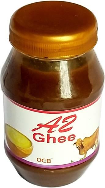 OCB A2 Gir Cow Ghee - Pure Desi Ghee Ghee 250 g Plastic Bottle
