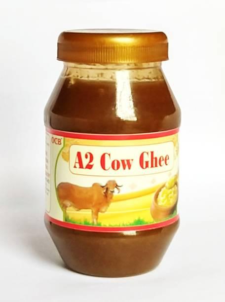 OCB 100% natural A2 gir Cow Bilona Ghee Ghee 250 g Plastic Bottle