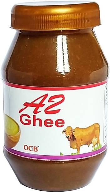OCB Kamdhenu A2 Desi Cow Ghee ( Bilona Method ) (Village Made Desi Cow Milk Ghee) Ghee 250 g Plastic Bottle