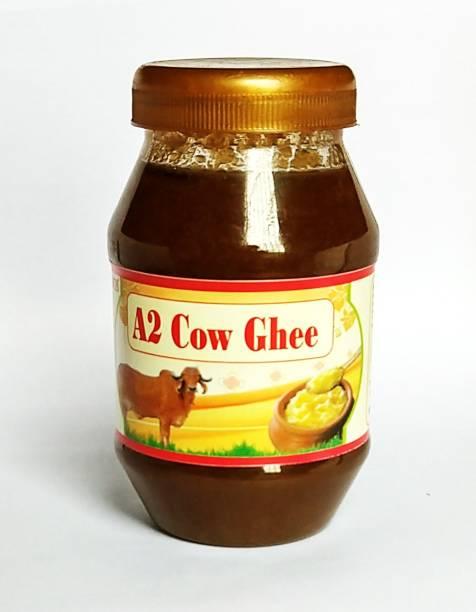 OCB Pure Desi Cow Ghee from A2 Milk (Made By Desi Cow Milk) Ghee 250 g Plastic Bottle