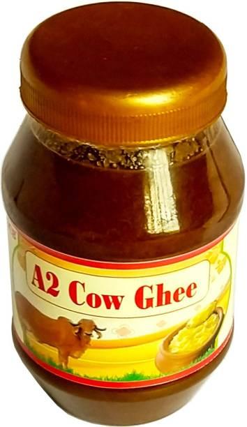 OCB Village Made Grass Fed Gir Cow A2 Ghee Ghee 250 g Plastic Bottle