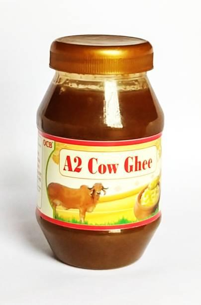 OCB Gir Cow's Pure A2 Ghee- A2 Cow Ghee Ghee 250 g Plastic Bottle