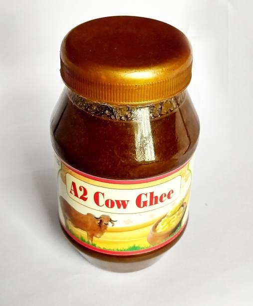 OCB A2 Cow Milk Desi Ghee Pure, tastier, Healthier (Made By Desi Cow Milk) Ghee 250 g Plastic Bottle