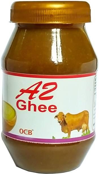 OCB 100% Pure A2 Gir Cow Desi Ghee (Village Made Desi Cow Milk Ghee) Ghee 250 g Plastic Bottle