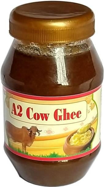 OCB Grass Fed A2 Yak Ghee Prepared by Traditional Method (Made By Desi Cow Milk) Ghee 250 g Plastic Bottle
