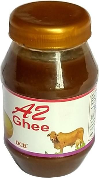 OCB 100% Pure A2 Gir Cow Desi Ghee Ghee 250 g Plastic Bottle