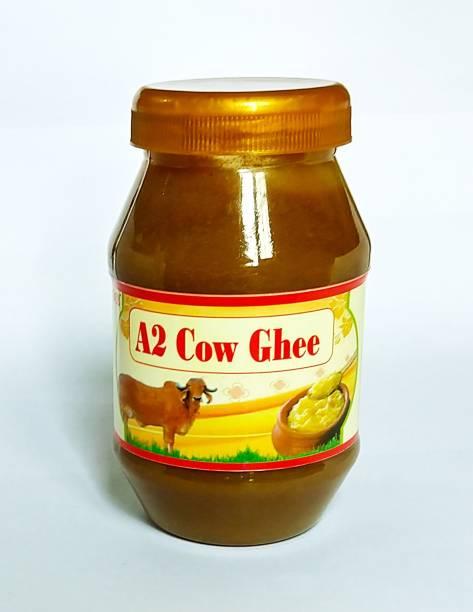 OCB Grass Fed Cow A2 Ghee (Desi Cow Milk) Hand Made Ghee 250 g Plastic Bottle