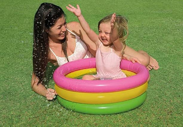 WADHWA 57107NP Portable Pool