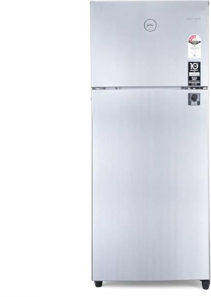 Godrej 244 L Frost Free Double Door 3 Star Convertible Refrigerator