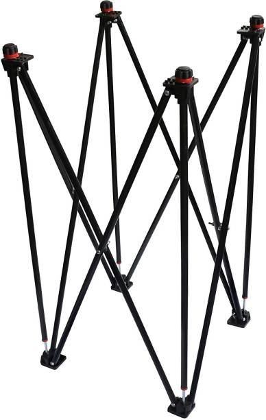 YMD Carrom Board Stand For Full Size 32,33,35 Inch Adjustable Easy Foldable Carrom Stand