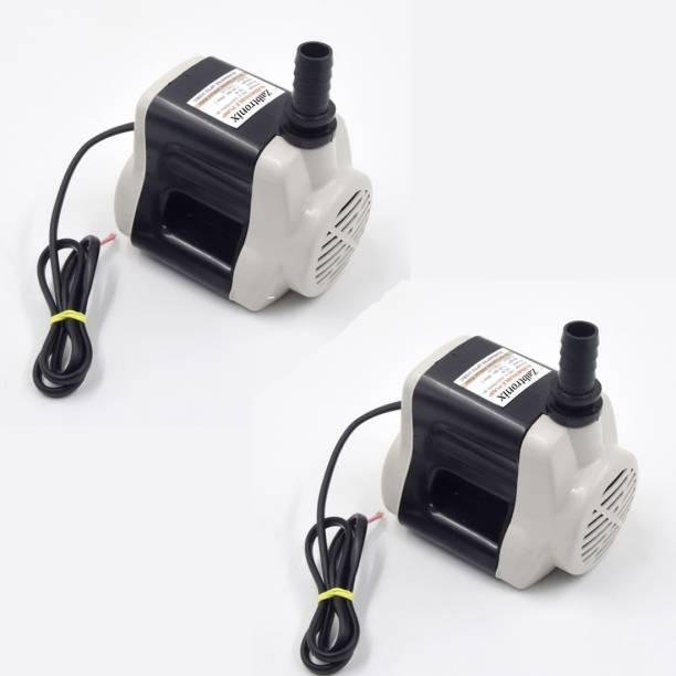 Zaibtronix cooler motor pump 18 Watt Multipurpose_Water Cooler Pump ( pack of 2 ) Used For auaponics_Aquarium_Desert_Air Cooler_Fountain _ cooler pump Submersible Water Water Aquarium Pump