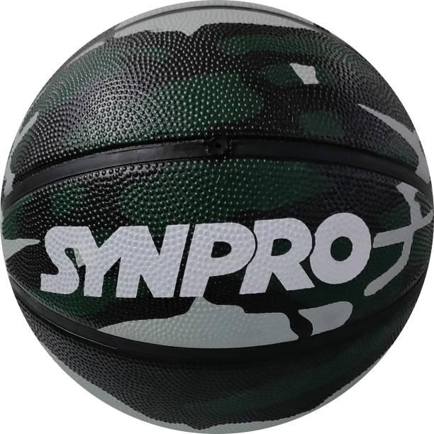 Synpro CAMO Basketball - Size: 7