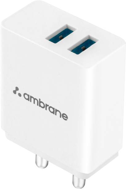 Ambrane RAAP S20 15 W 3.1 A Multiport Mobile Charger