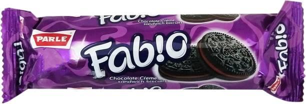 PARLE Fabio Chocolate Cream Sandwich