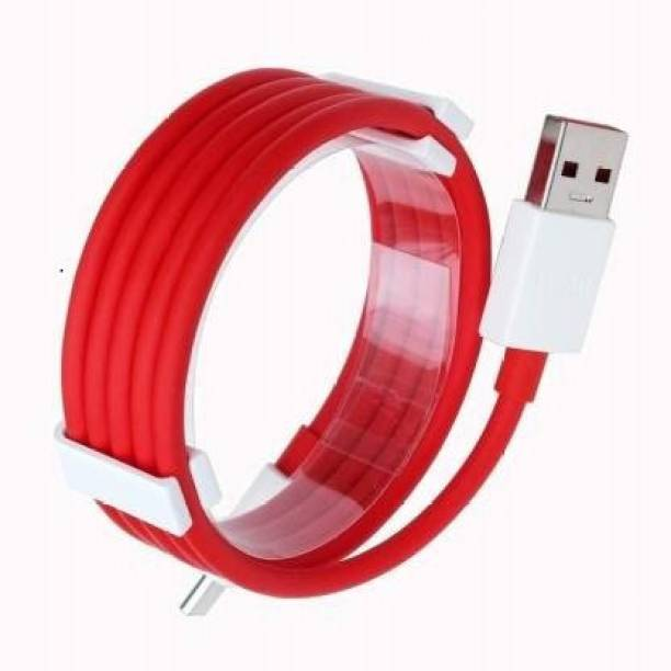 SUPERWARP 30W WARP/DASH Charging Cable 6 A 1 m USB Type C Cable