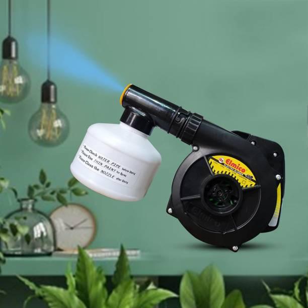 Elmico Fog machine Disinfection Nano spray Gun Fine Mist Water Spray Sterilizer/sanitizer for spray machine for home/sanitizer spray bottle/sanitizer gun Fog & Haze Machine