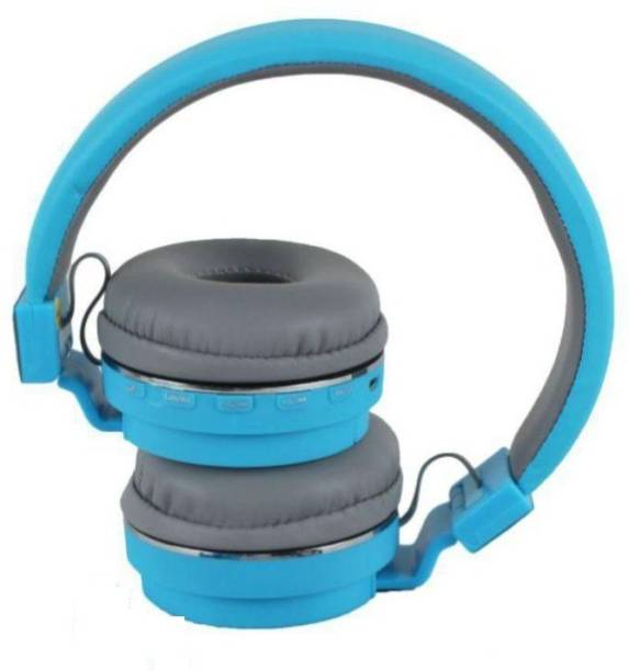 blue seed SH12 wireless/Bluetooth With SD Card Slot/ music/calling Bluetooth Headset