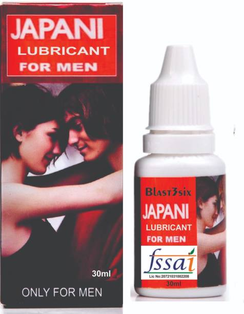 Blast3six JAPANI OIL FOR MEN Lubricant
