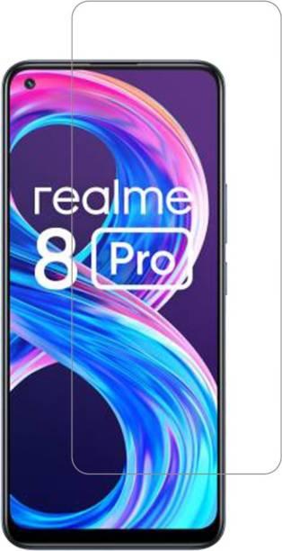 Gorilla Elite Tempered Glass Guard for Realme 8 Pro, Realme 8, REALME 8 Pro