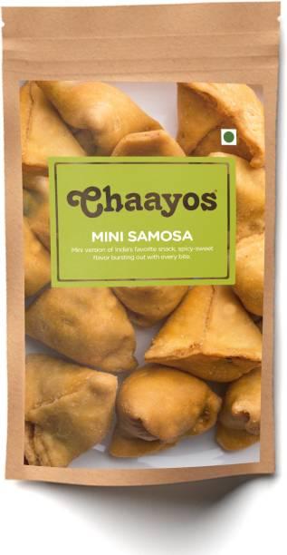 Chaayos Chai Time Snacks - Mini Samosa