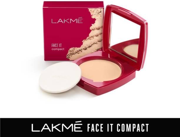 Lakmé Face It Compact Marble Compact
