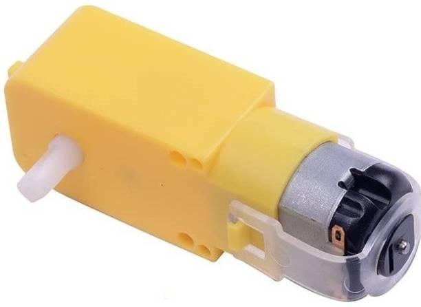 geeta enterprises BO Motor Dual shaft Smart Car Robot Gear Motor for Arduino Motor Control Electronic Hobby Kit