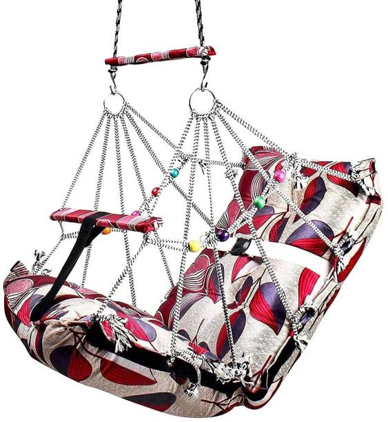 alakh Comfortable Cotton Swing Joola Wool Large Swing