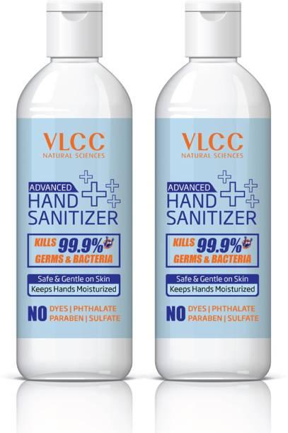 VLCC  350ml - Pack of 2 Hand Sanitizer Bottle