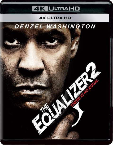 The Equalizer 2 (4K UHD) (1-Disc)